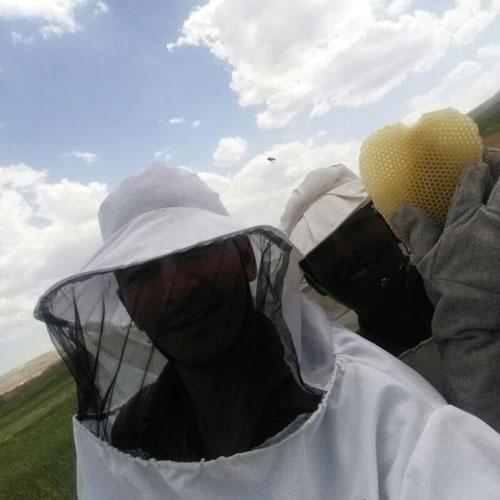 زنبوردار بلال زارع
