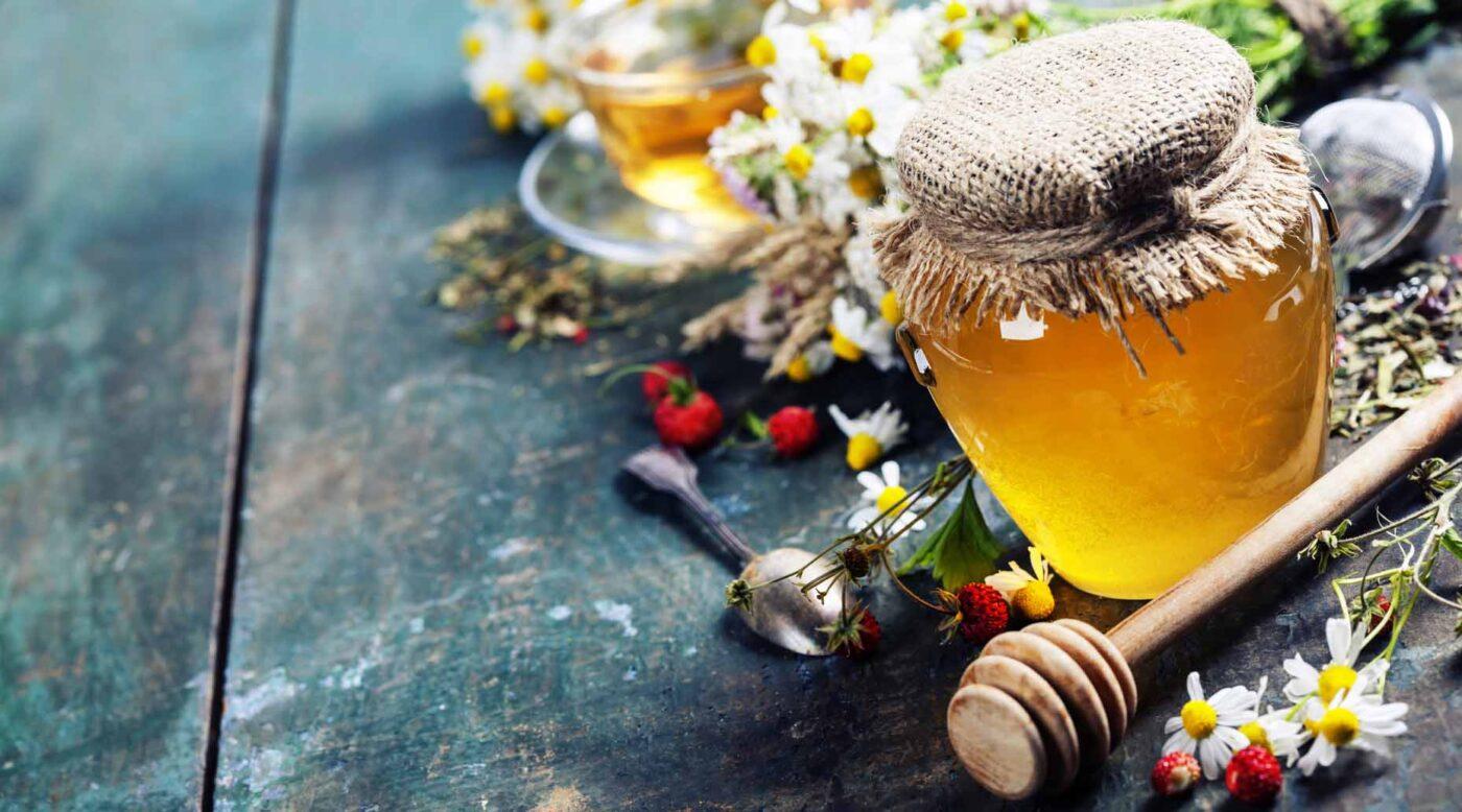 عسل و سلامتی