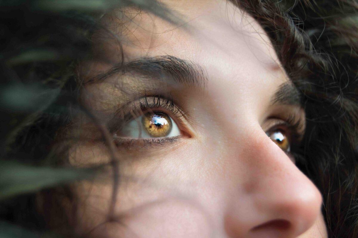 عسل و چشم