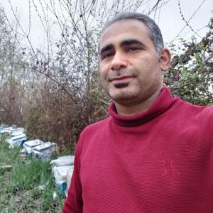 زنبوردار سلیمان سعیدی