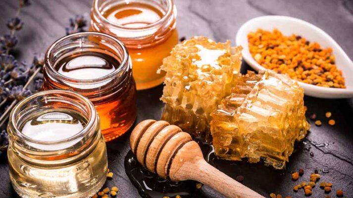 عسل طبیعی 3