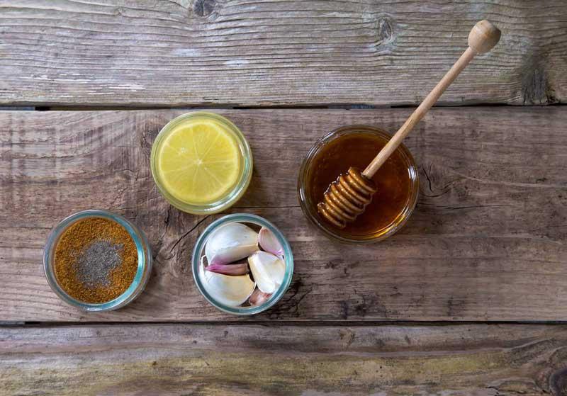 عسل درمانی 2