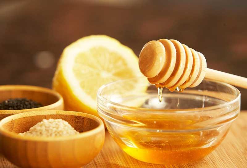 عسل درمانی 5
