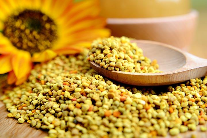 درمان آلرژی با گرده گل