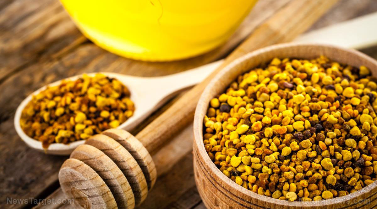 درمان آلرژی با گرده زنبور عسل