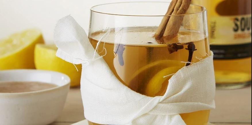 لیمو و دارچین و تاثیر عسل بر سرماخوردگی