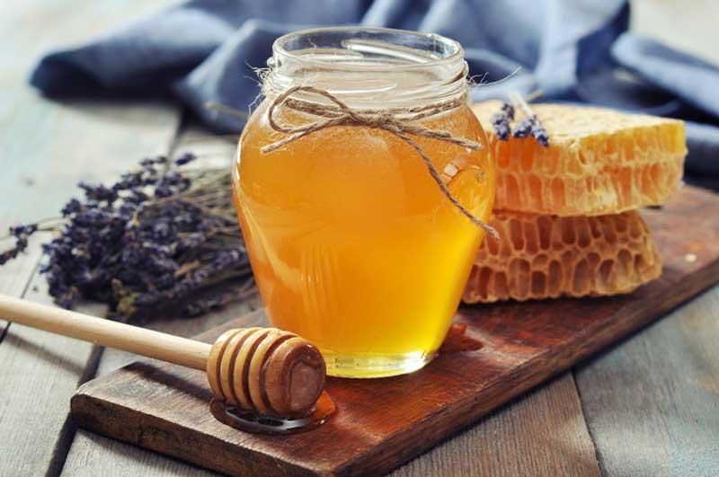 فواید عسل برای ورزشکاران