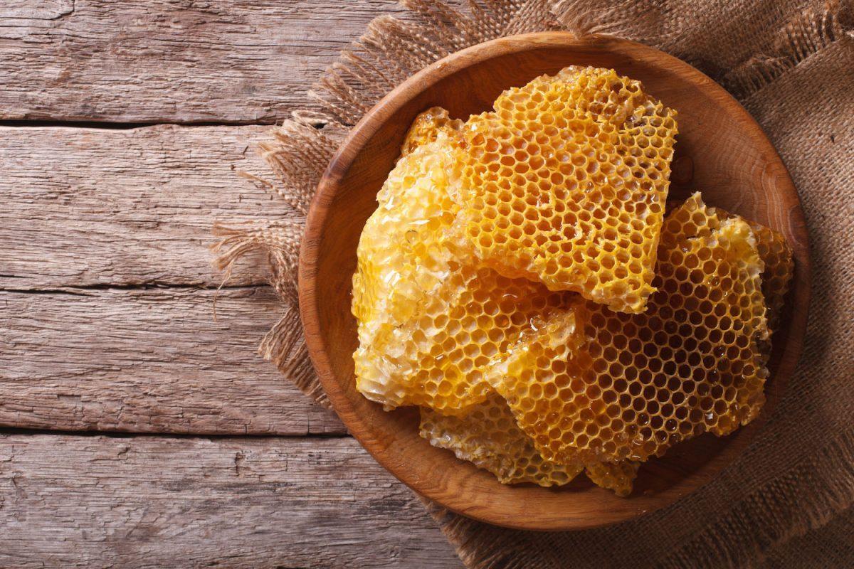 موم عسل طبیعی