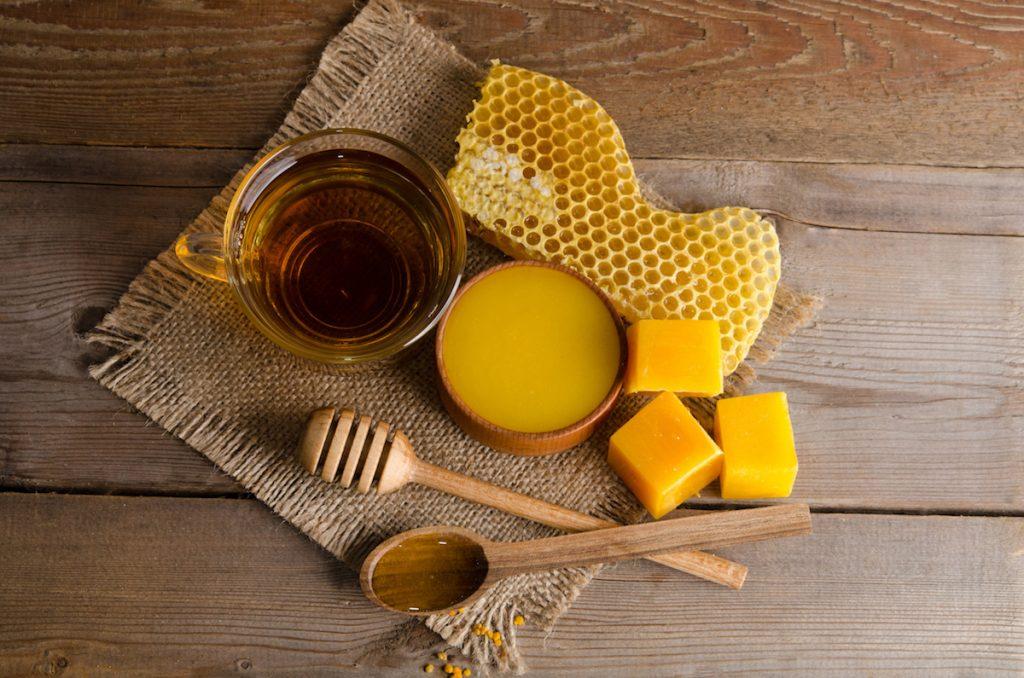 میزان مصرف عسل